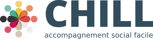 Logo de Chill, accompagnement social facile